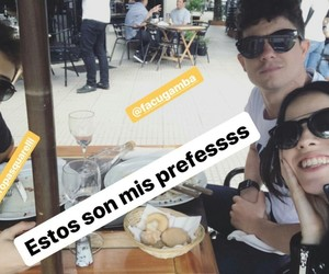 cande molfese, rugge pasquarelli, and violettos image