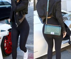casual, handbags, and leggings image