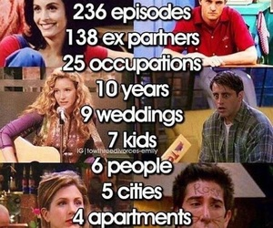 Joey, chandlerbing, and mondler image