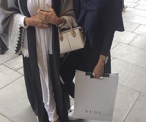 humble, abaya, and kimono image