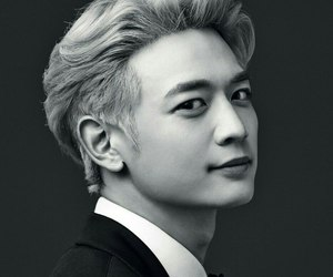 black and white, minho, and fashion image