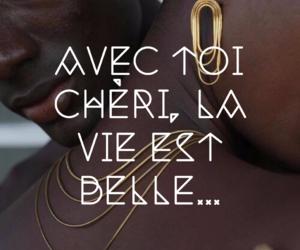 belle, hug, and la vie image