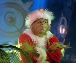 grinch and christmas image