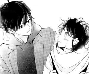 anime, beautiful, and romantic image