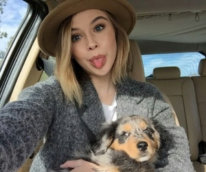 beauty, hipster, and lips image