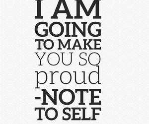 easel, proud, and selflove image