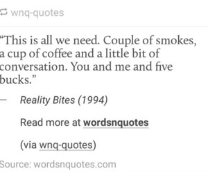 coffe, quotes, and love image