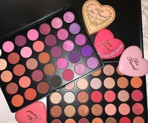 pretty and too faced image