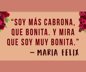 frases, quotes, and maria felix image