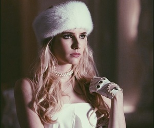 scream queens, emma roberts, and chanel image
