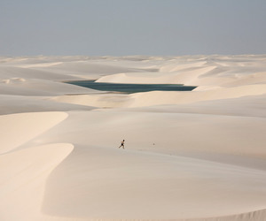 desert, landscape, and nature image
