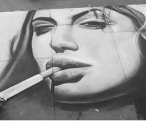 arte, dibujo, and urbano image