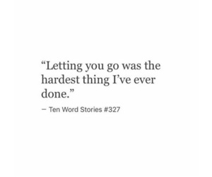 letting go, quote, and quotes image