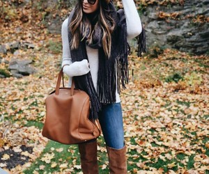 fashion and autumn image
