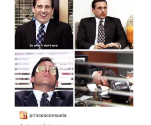 funny, the office, and funny quotes image