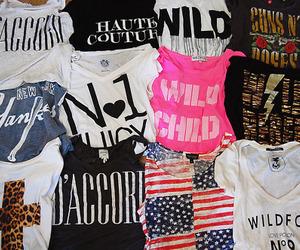 fashion, shirt, and t-shirt image