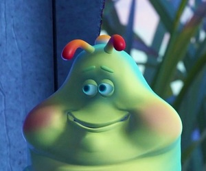 heimlich and a bug's life image