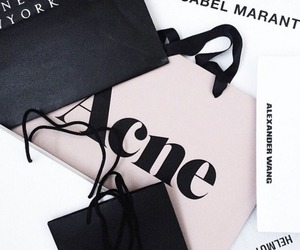 acne, black, and tumblr image
