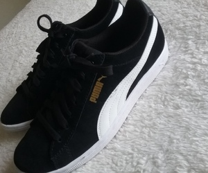 black, comfortable, and gold image