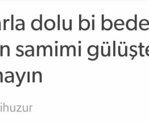 tumblr, turkce, and üzgün image