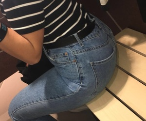 ass, booty, and selflove image