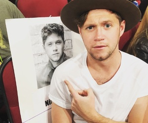niall horan, niallhoran, and one direction image