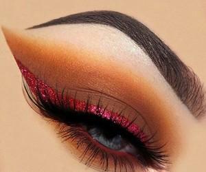 ig, eye makeup, and morphebrushes image