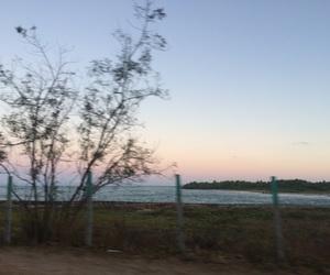 sunset, vintage, and gratidão image