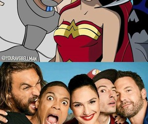 DC, justice league, and aquaman image