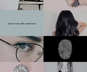 aesthetic, character, and detective image