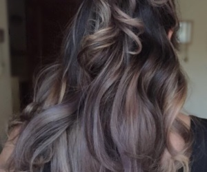 dye, grey, and hairstyle image