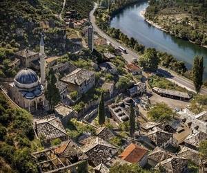 travel, albania, and shqiperi image