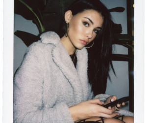 madison beer, brunette, and fashion image
