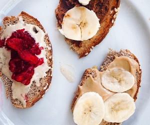 banana, FRUiTS, and healthy image