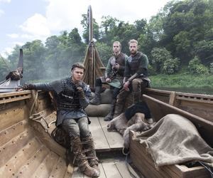 history, vikings, and alex høgh andersen image