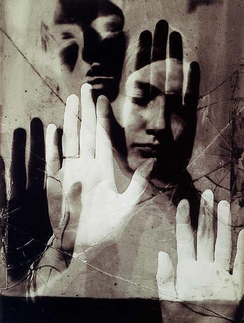 photography, black and white, and Man Ray image