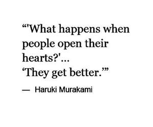 books, quotes, and harukimurakami image