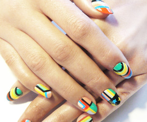 awesome and nail art image