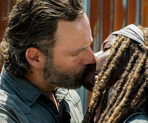 walking dead, andrew lincoln, and twd image