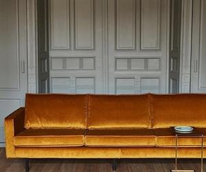 design, gold, and interior image