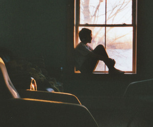 vintage, alone, and indie image