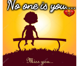 alone, miss u, and no love image