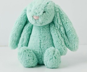mint, rabbit, and toys image