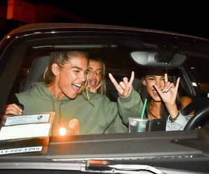 car, madison beer, and girls image