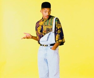 90s, fresh prince of bel-air, and will smith image