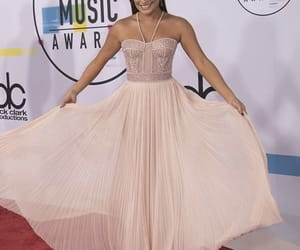 beauty, dress, and celebrities image