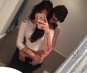 goals, couple, and boy image