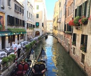 europe, gondola, and grand canal image