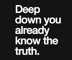 quotes, truth, and deep image