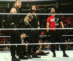 raw, wrestling, and wwe image